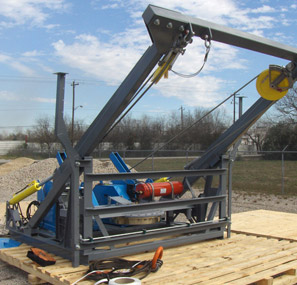 Gantry Crane Alternative Fabrication